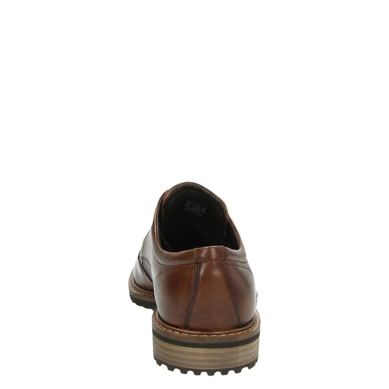 Ecco Vitrus1 - Lage nette schoenen - Cognac
