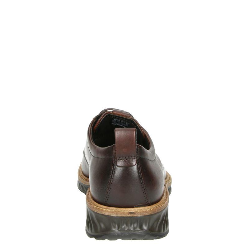 Ecco St 1 Hybrid - Lage nette schoenen - Cognac