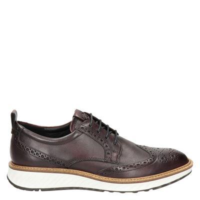 Ecco ST.1 Hybrid - Lage nette schoenen - Rood
