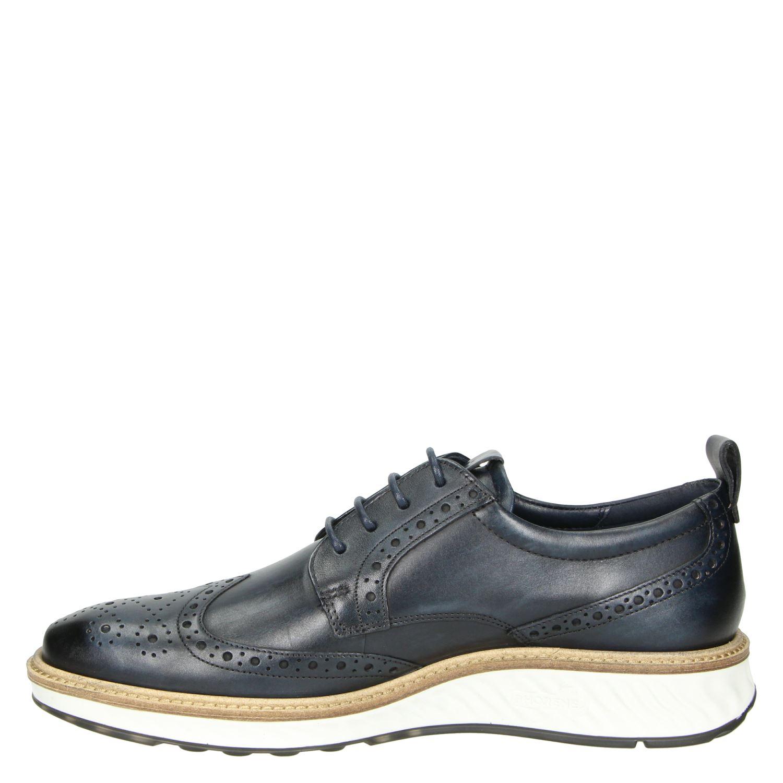 Ecco ST.1 Hybrid Lage nette schoenen voor heren Blauw