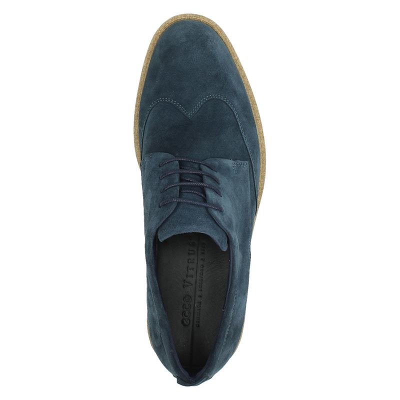 Ecco Vitrus II - Lage nette schoenen - Blauw