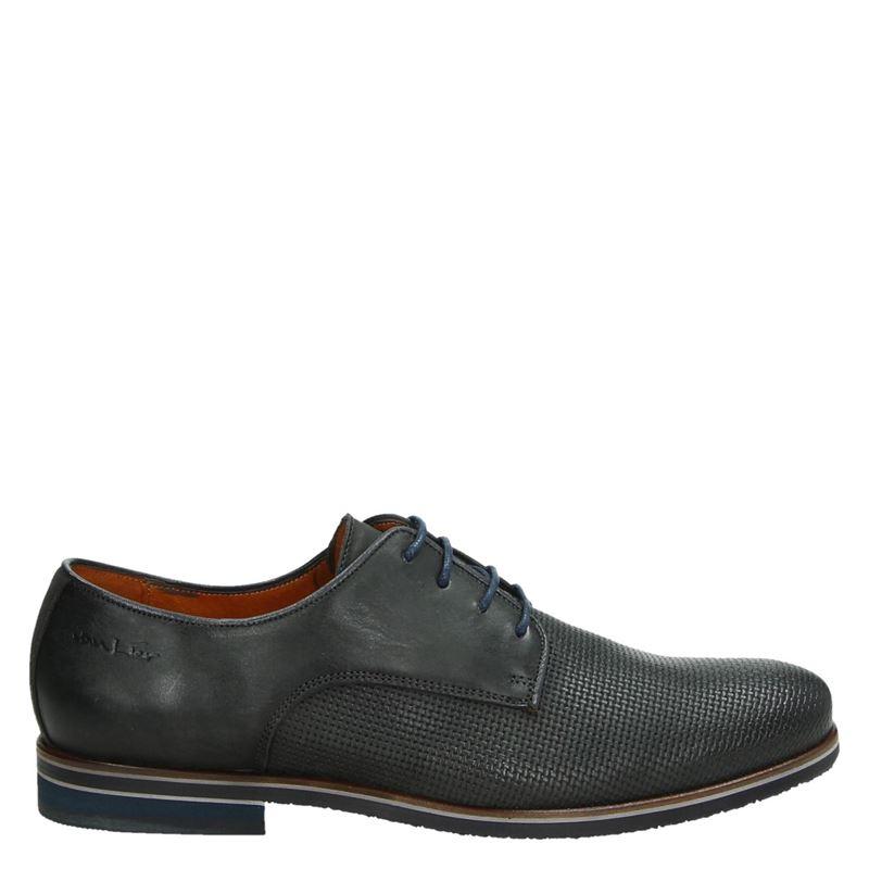 Van Lier - Lage nette schoenen - Grijs