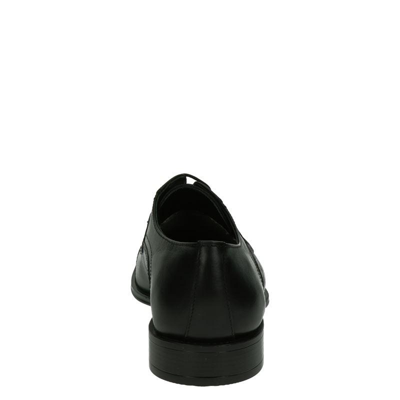 Nelson - Lage nette schoenen - Zwart