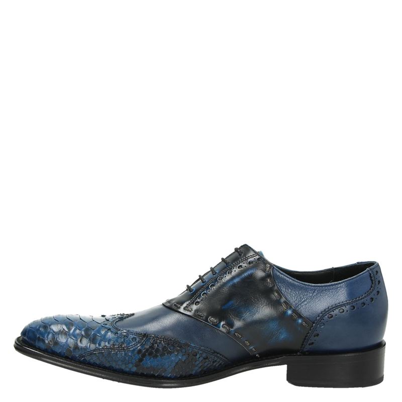 Sendra 10914 Marcos - Nette schoenen - Blauw