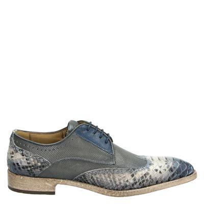 Giorgio heren nette schoenen grijs
