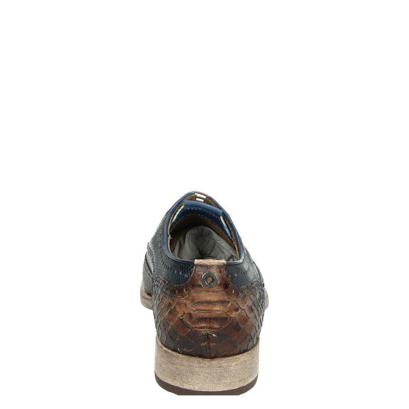 Giorgio 974150 - Lage nette schoenen - Blauw