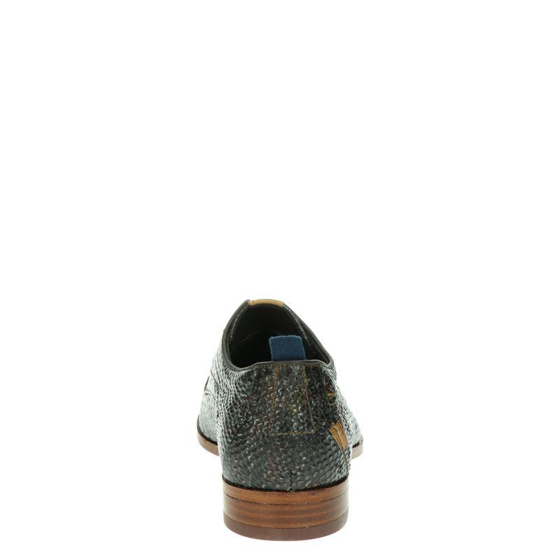 Rehab Greg Snake Fantasy - Lage nette schoenen - Bruin