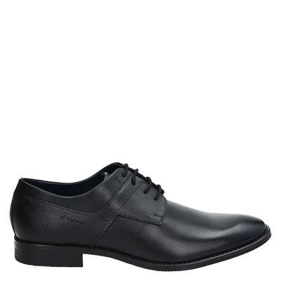 Bugatti heren nette schoenen zwart