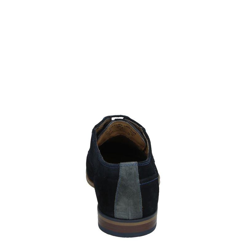 Bugatti - Lage nette schoenen - Blauw