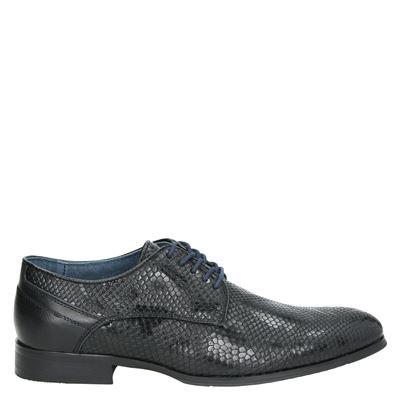 Dolcis heren nette schoenen zwart