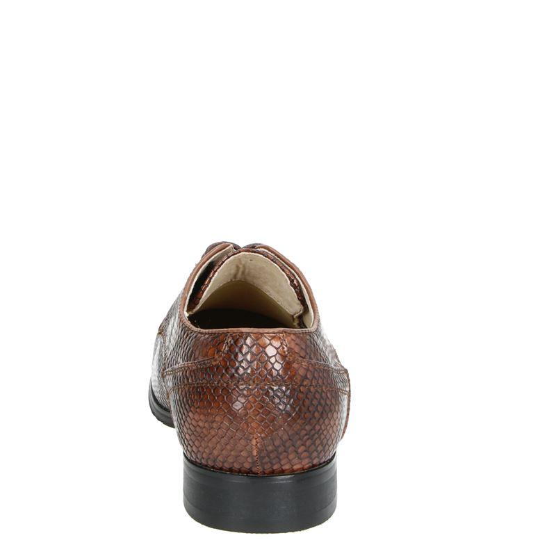 Dolcis - Lage nette schoenen - Bruin