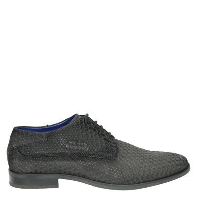 Bugatti heren nette schoenen grijs