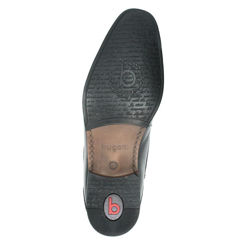 Bugatti Mattia - Lage nette schoenen - Zwart