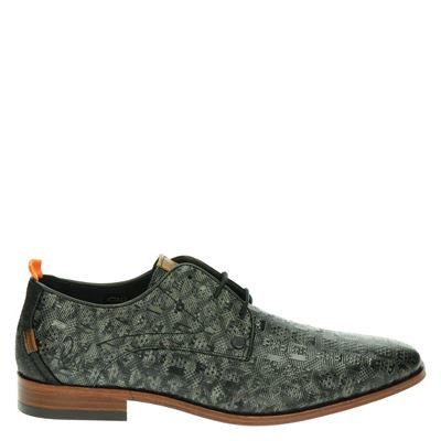 Rehab heren nette schoenen zwart