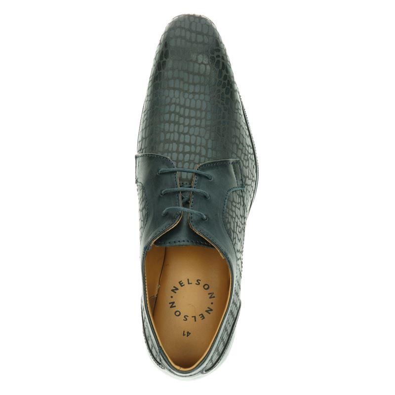 Nelson - Lage nette schoenen - Blauw