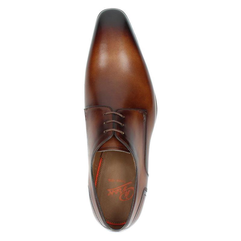 Greve Magnum - Lage nette schoenen - Cognac