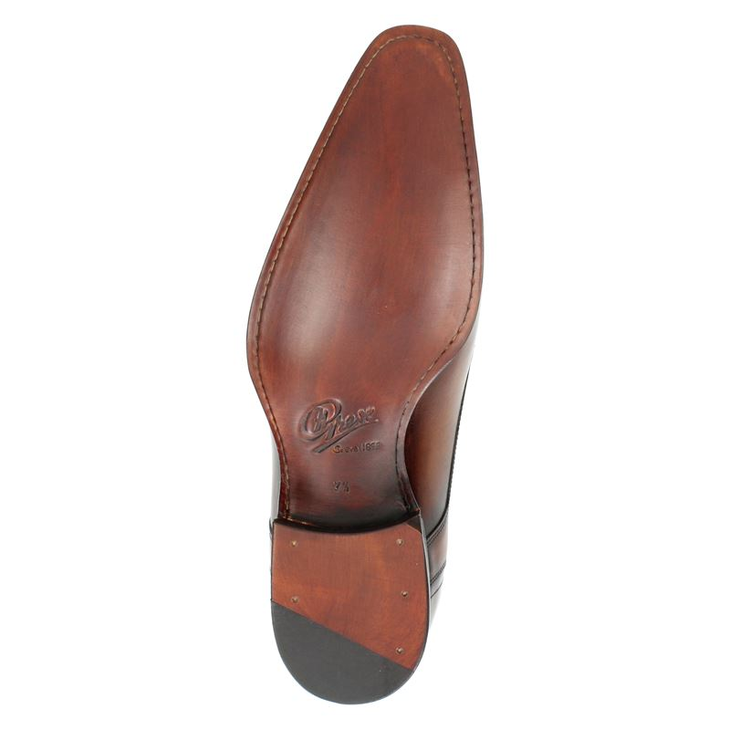 Greve - Lage nette schoenen - Cognac