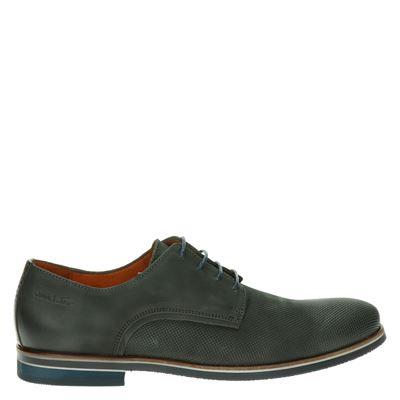 Van Lier heren nette schoenen grijs