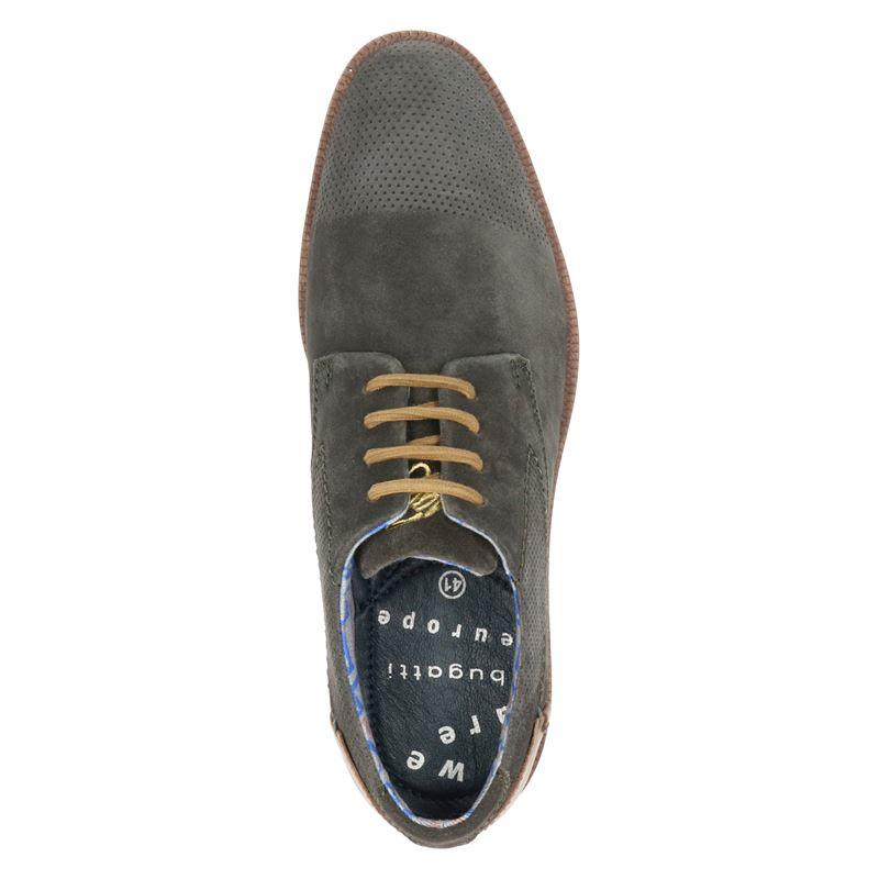 Bugatti - Lage nette schoenen - Grijs