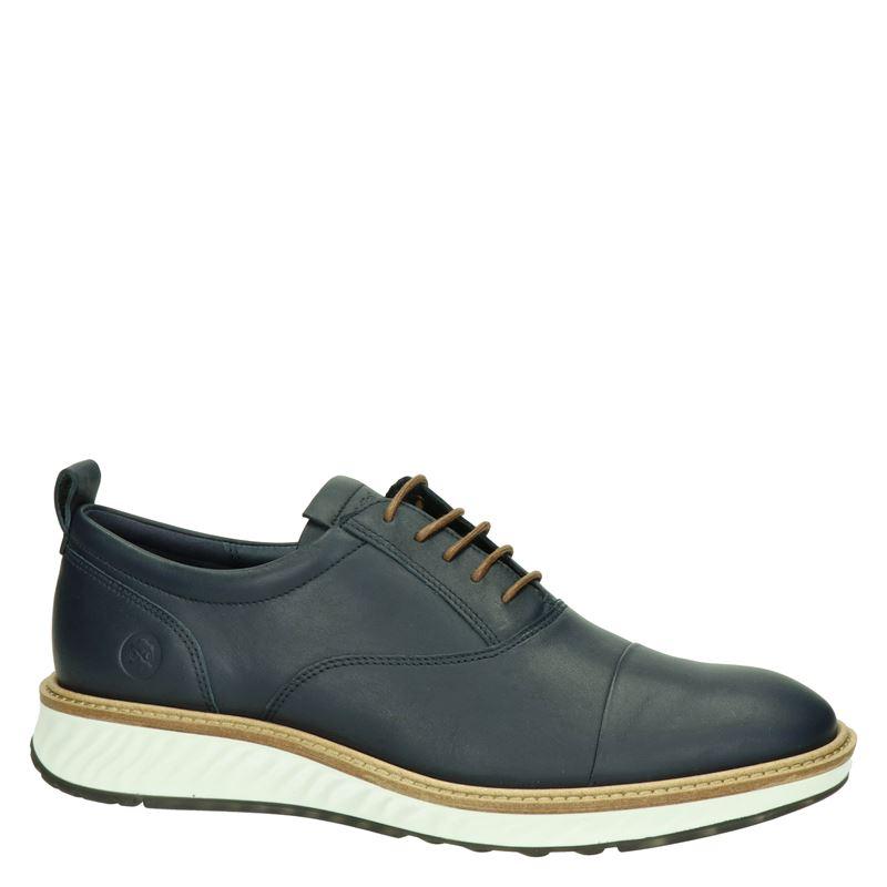 Ecco ST.1 Hybrid - Lage nette schoenen - Blauw