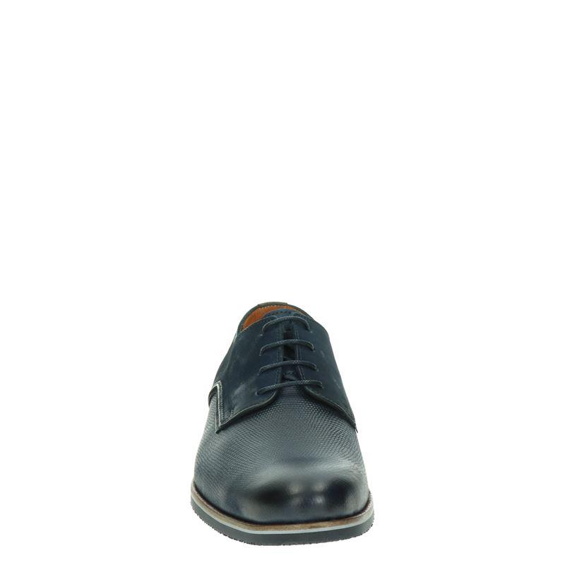 Van Lier 2015640 - Lage nette schoenen - Blauw