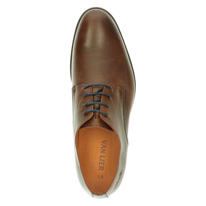 Van Lier 2015646 - Lage nette schoenen - Cognac