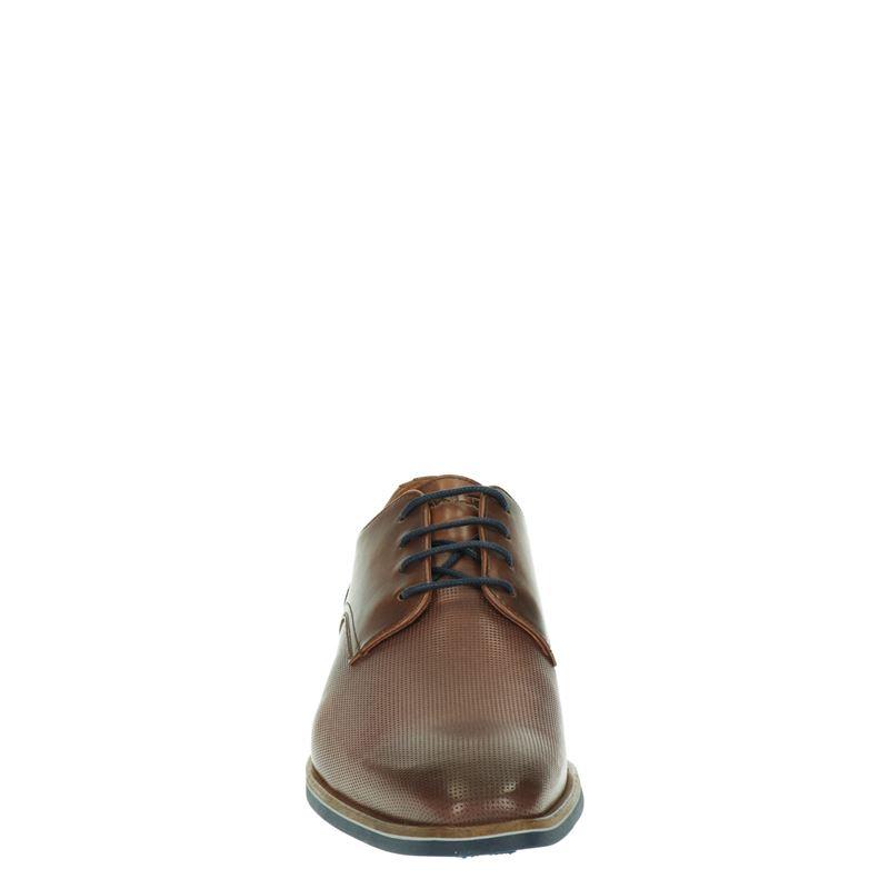 Van Lier 2014103 - Lage nette schoenen - Cognac