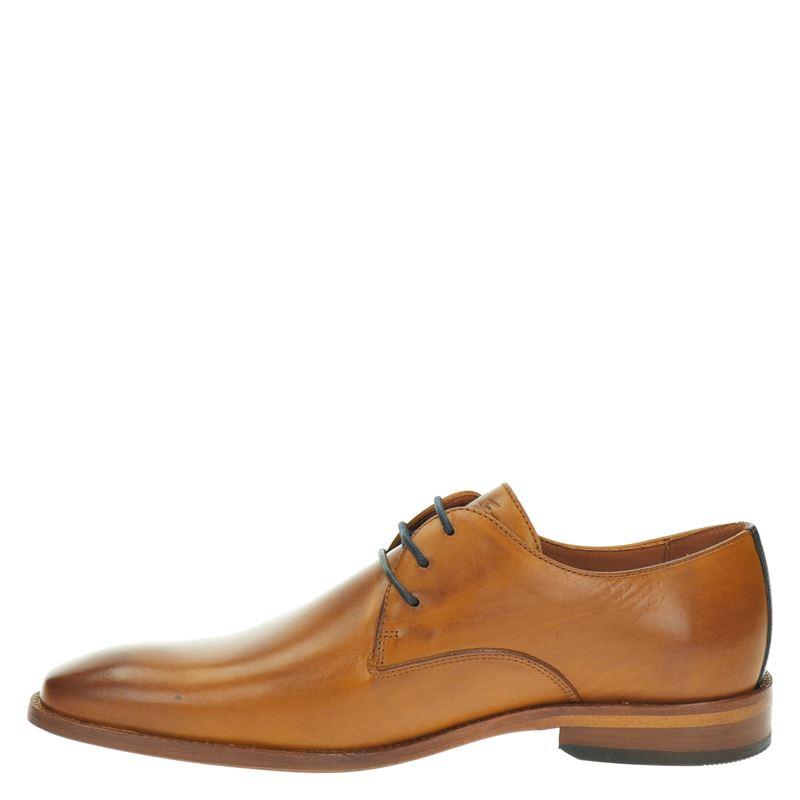 Van Lier 2013709 - Lage nette schoenen - Cognac