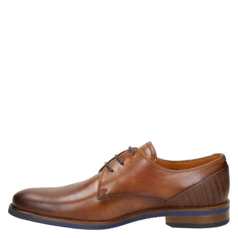Van Lier 2015311 - Lage nette schoenen - Cognac