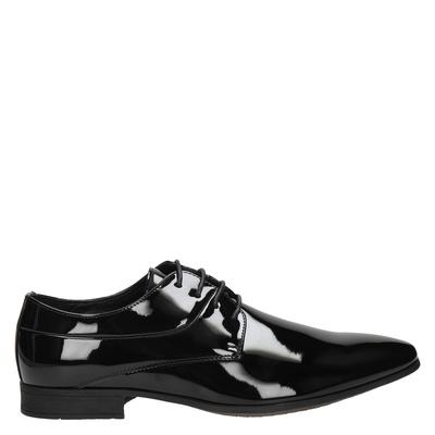 Bottesini heren nette schoenen zwart