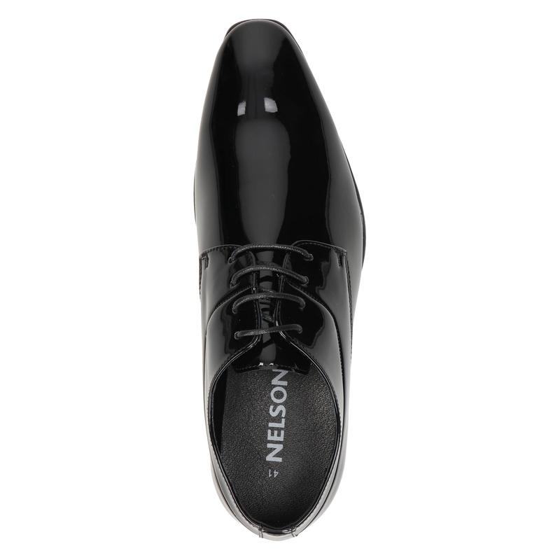 Bottesini - Lage nette schoenen - Zwart