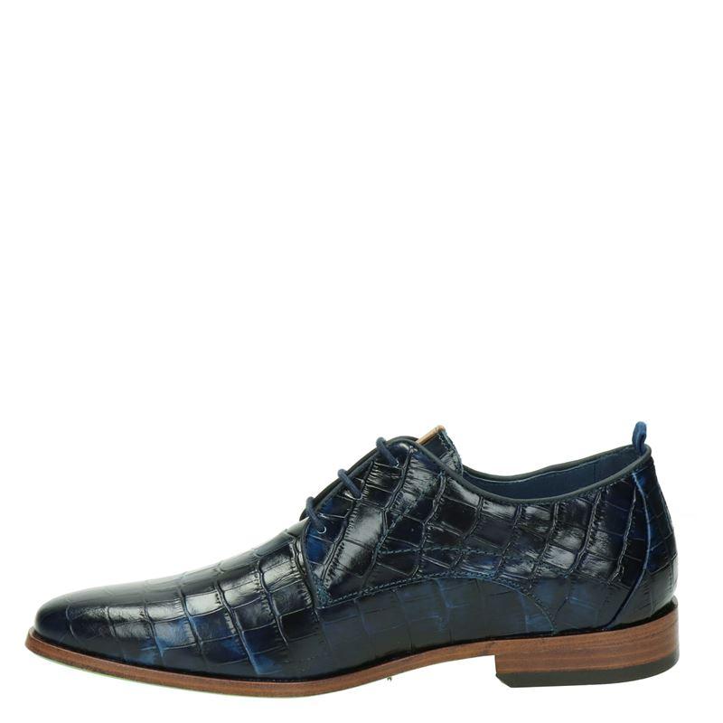 Rehab - Lage nette schoenen - Blauw