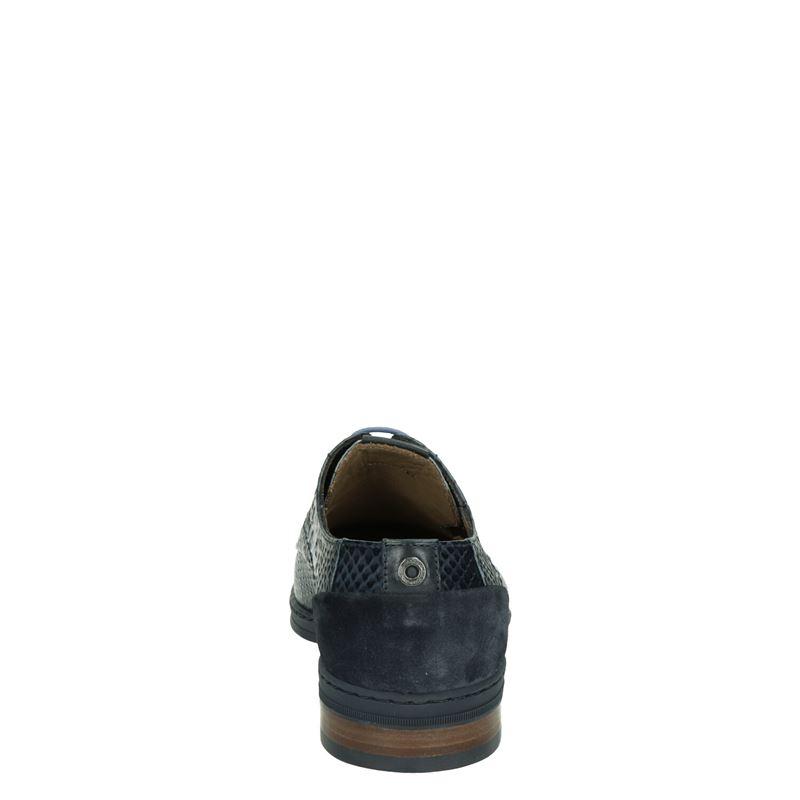 Giorgio Anaconda - Lage nette schoenen - Blauw
