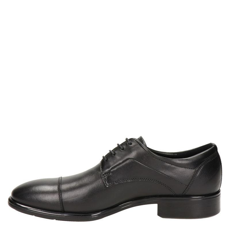 Ecco Citytray - Lage nette schoenen - Zwart