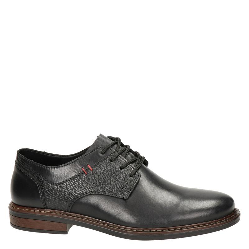 Rieker - Lage nette schoenen - Zwart