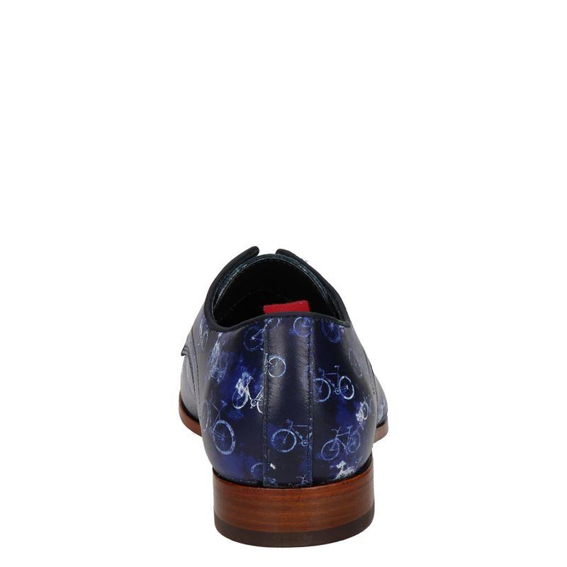 Rehab Fred Bikes - Lage nette schoenen - Blauw