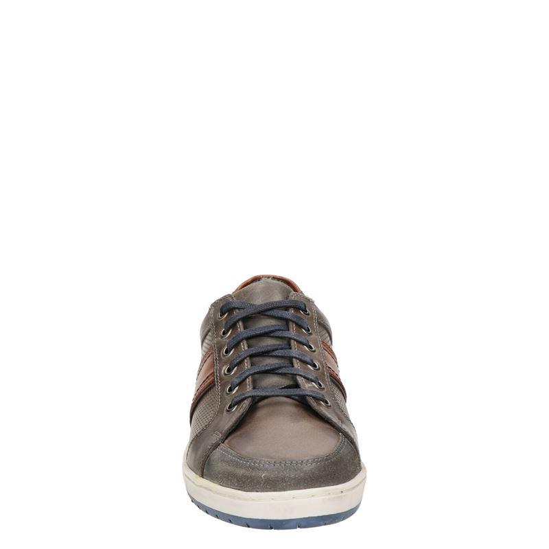 Piure Eddy - Lage sneakers - Grijs