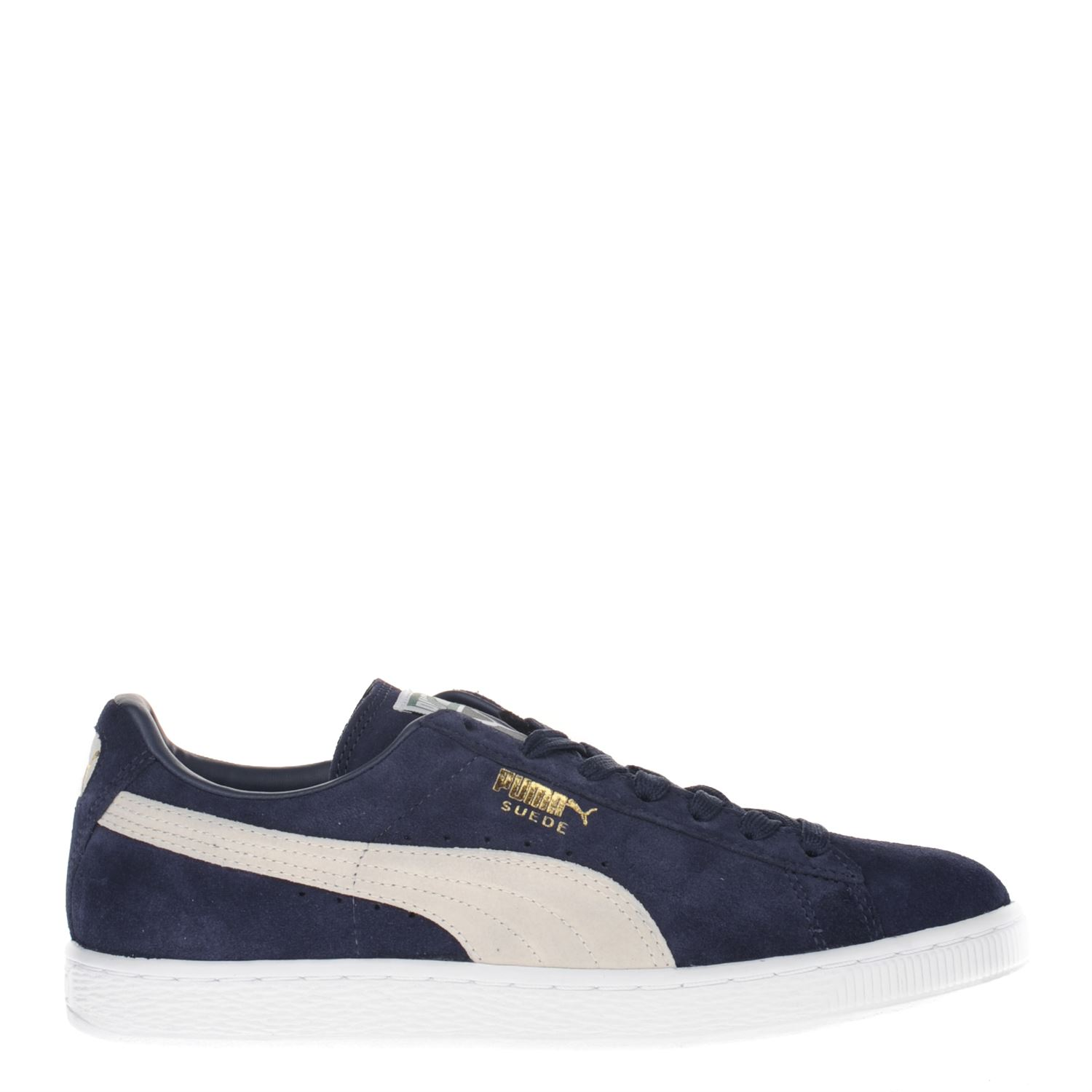 8f34be9e664 Puma Suede Classic heren lage sneakers blauw