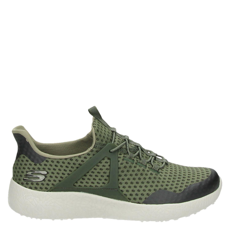 Chaussures Vertes Skechers 5hMOfa