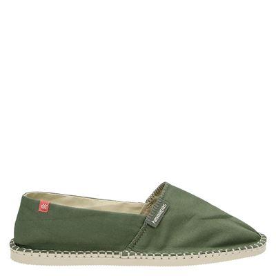 Havaianas heren sneakers groen