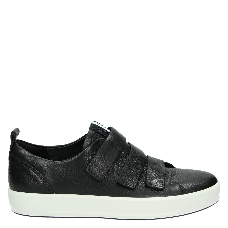Lage Heren Zwart 8 Soft Ecco Sneakers q1tAax4wn