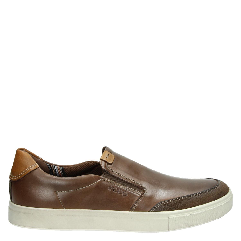 Nelson Chaussures Marron Avec Entrée Pour Les Hommes bsfjN8W82Y