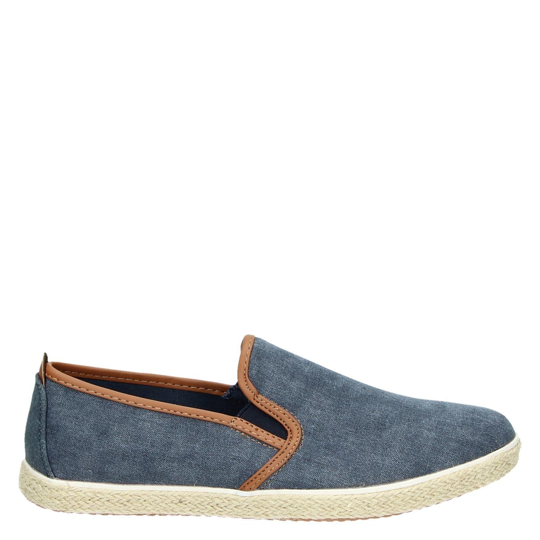 Chaussures Bleu Pour Les Hommes De Eberly PFcDxVC2Ua