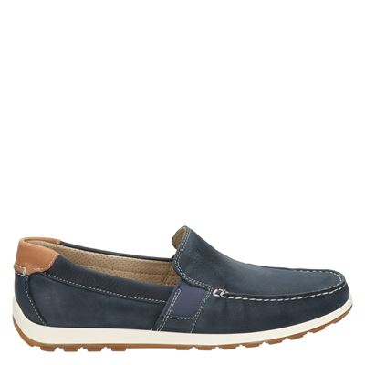 Ecco Reciprico - Mocassins & loafers - Blauw