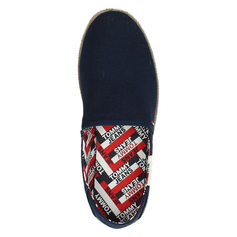 Tommy Jeans TJ Summer shoe - Instapschoenen - Blauw