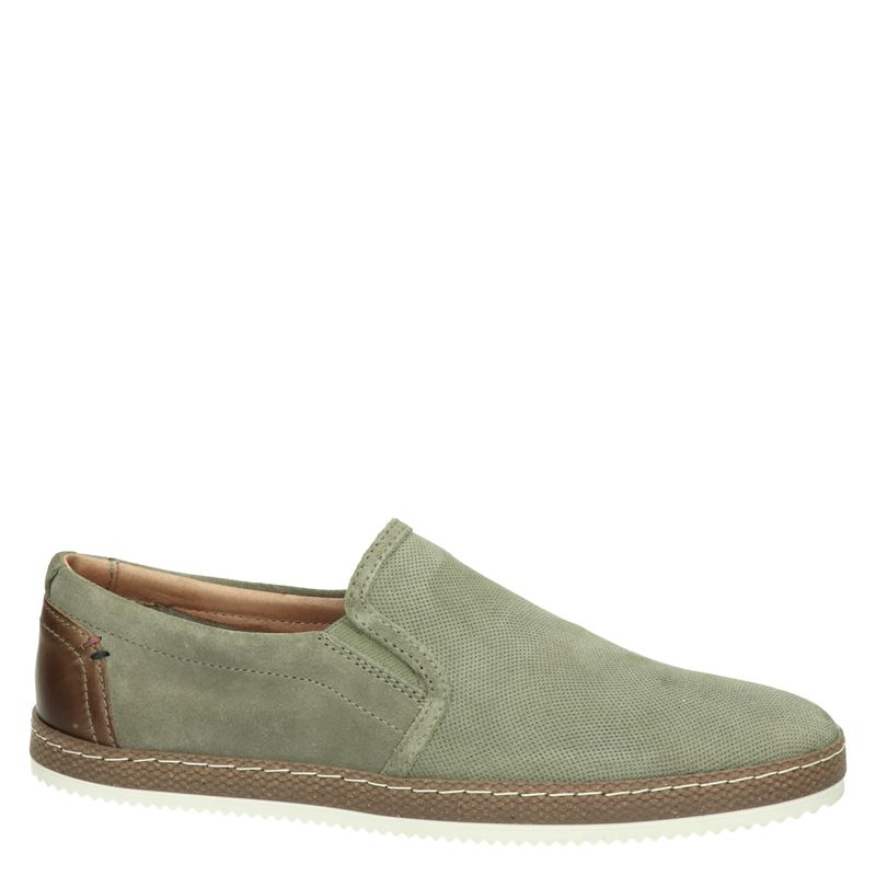 Nelson - Mocassins & loafers - Groen