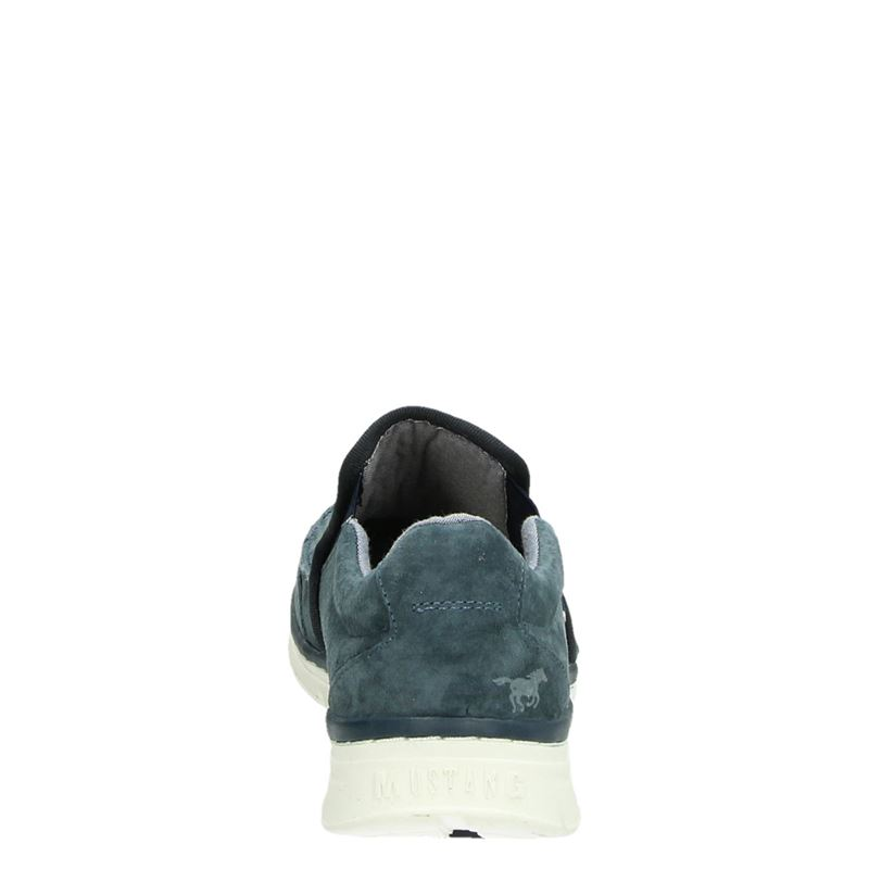 Mustang - Mocassins & loafers - Blauw