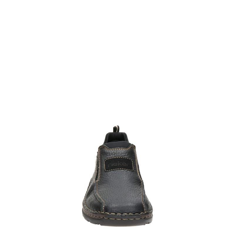 Rieker - Instapschoenen - Zwart