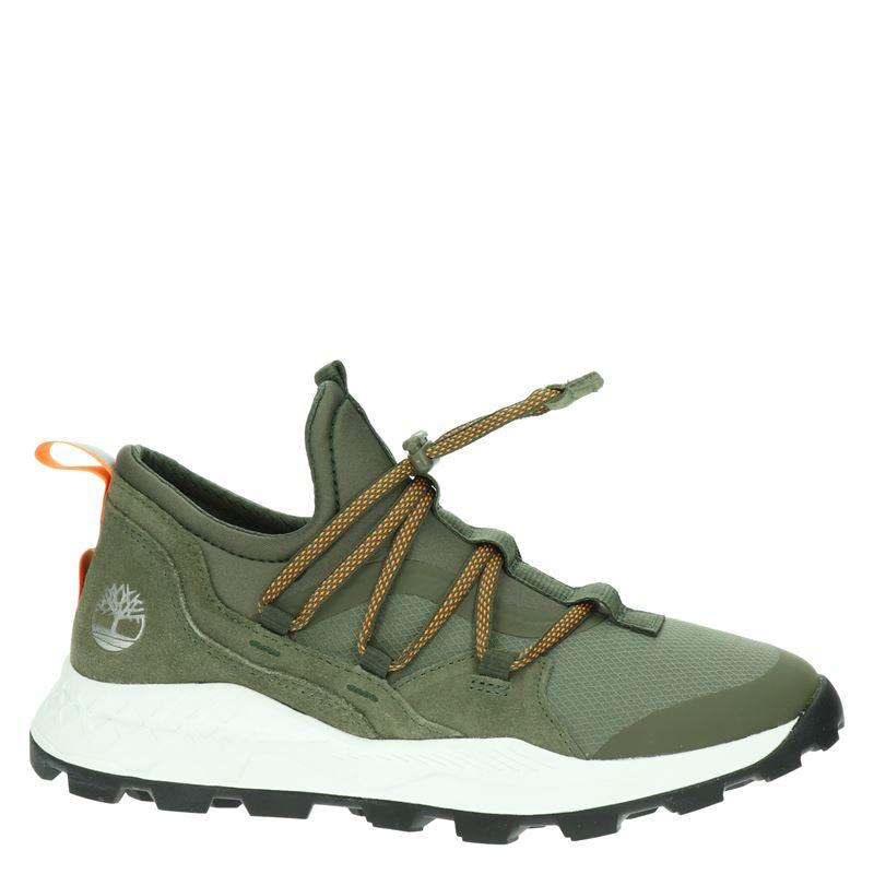 Timberland Brooklyn - Lage sneakers - Groen