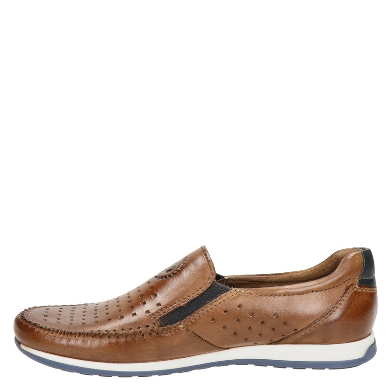 Bugatti - Mocassins & loafers - Cognac